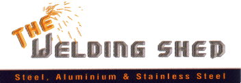 THE WELDING SHED, Fabricating, Repairs, Cut and Bend, Obligation free Quotes.